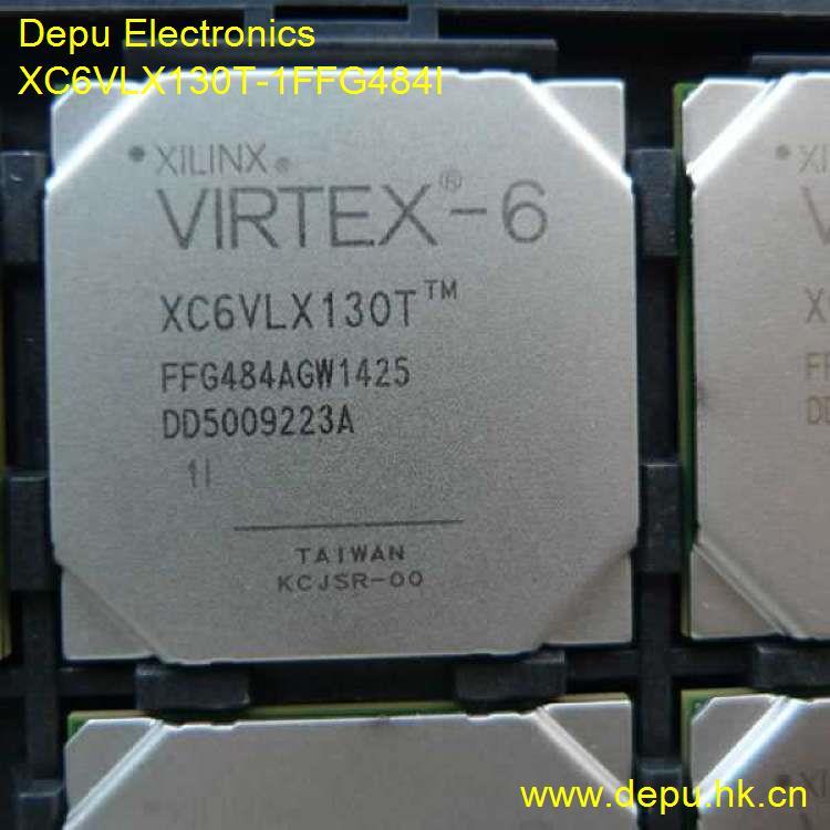 XC6VLX130T-1FFG484I