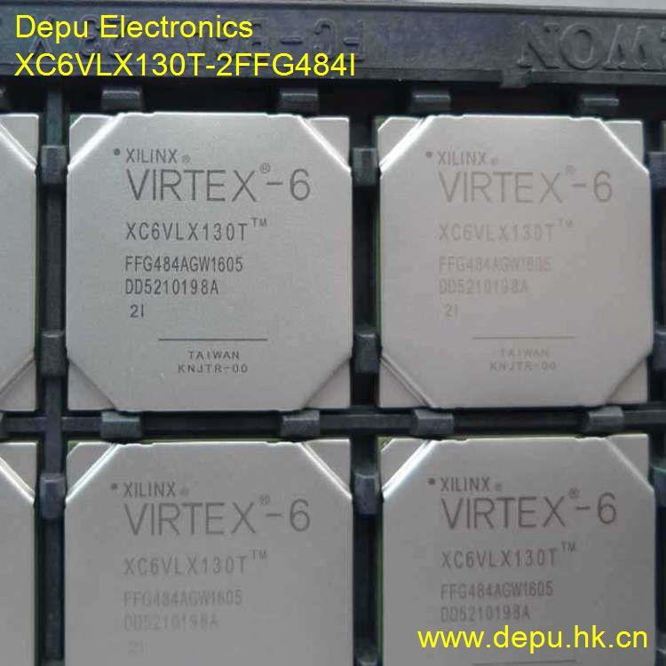 XC6VLX130T-2FFG484I