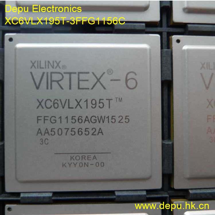 XC6VLX195T-3FFG1156C