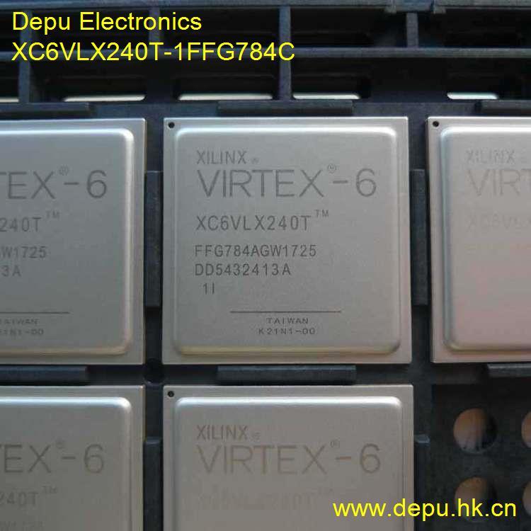 XC6VLX240T-1FFG784C