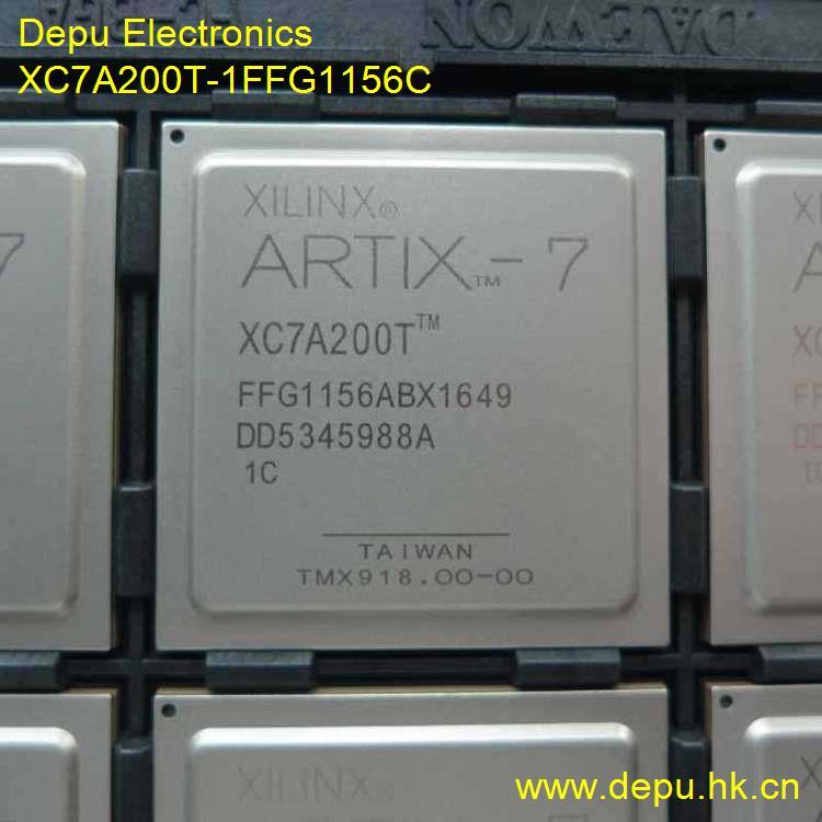 XC7A200T-1FFG1156C