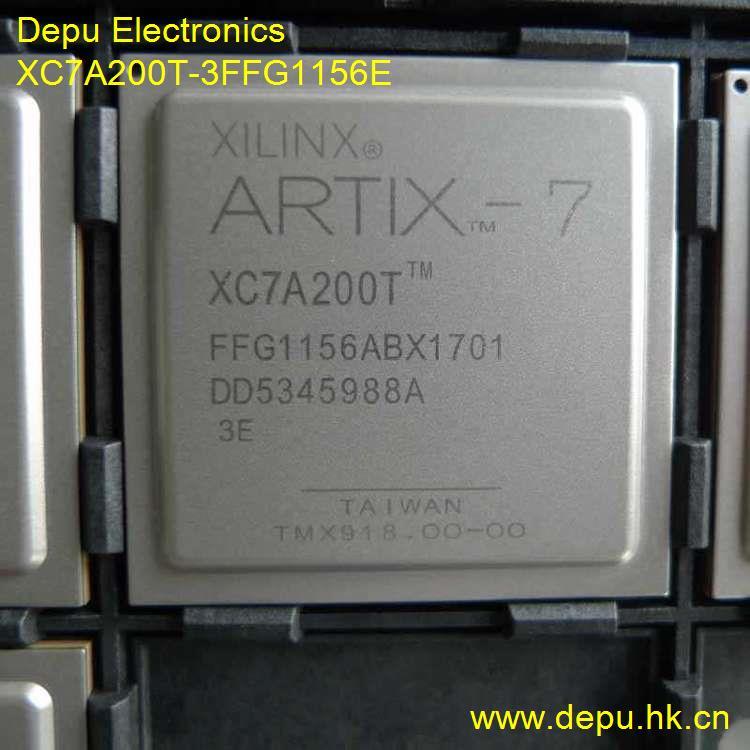 XC7A200T-3FFG1156E