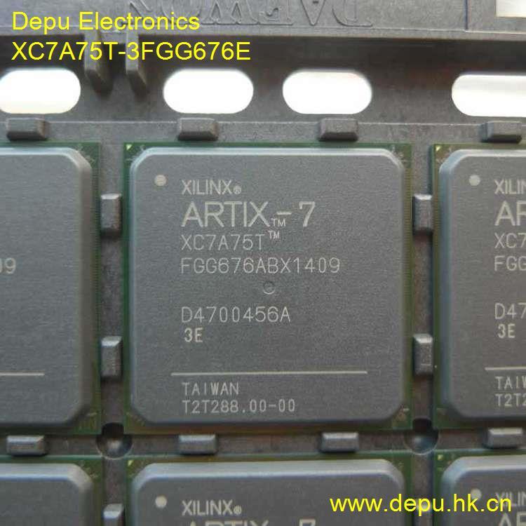 XC7A75T-3FGG676E