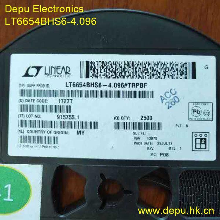 LT6654BHS6-4.096