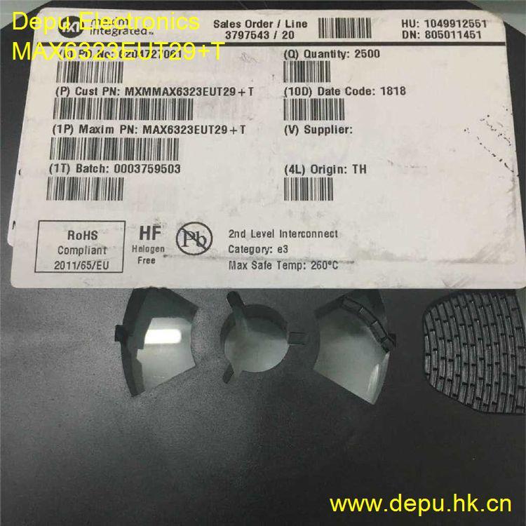 MAX6323EUT29+T