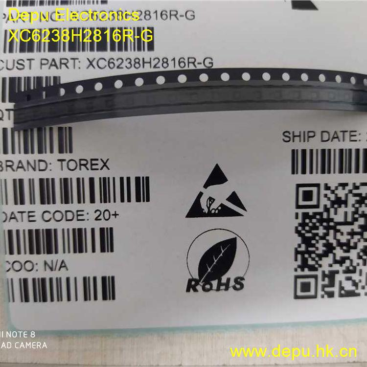 XC6238H2816R-G